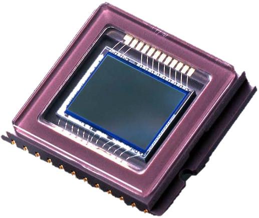 CCD procesor